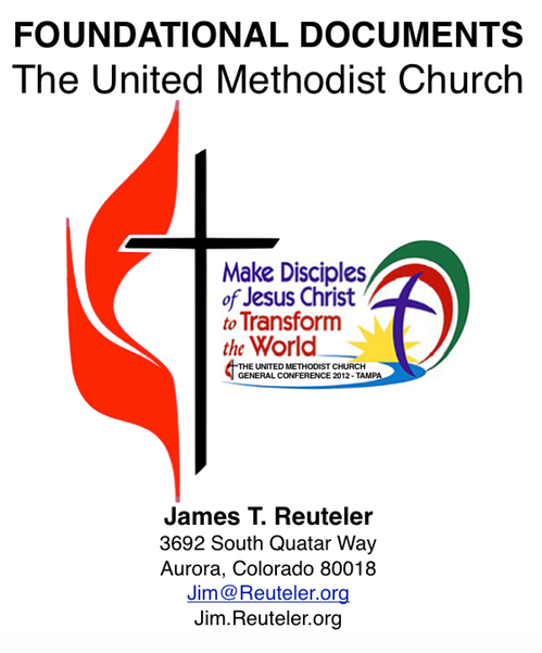 Foundational Documents of UMC